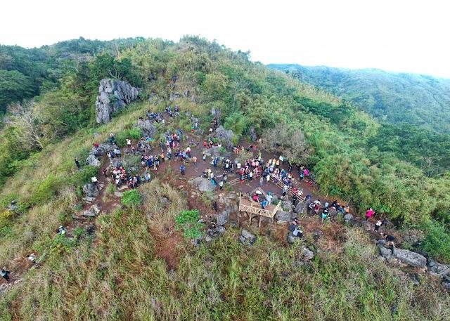 Mt. Ayngat Tanay Rizal