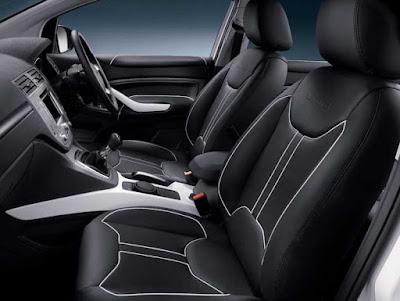 Ford Kuga 2011 Interior