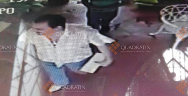 Sacerdote presuntamente secuestrado es grabado en un hotel con una menor