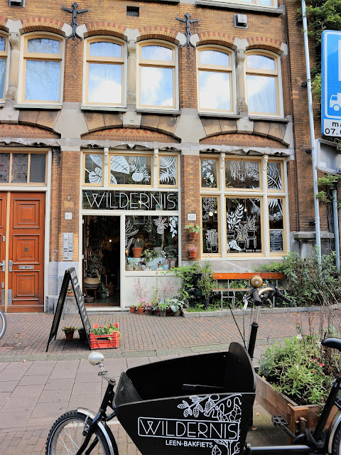 Amsterdam / Atelier rue verte / Wildernis 1 /