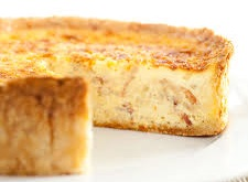 How to Make Deep Dish Quiche Lorraine