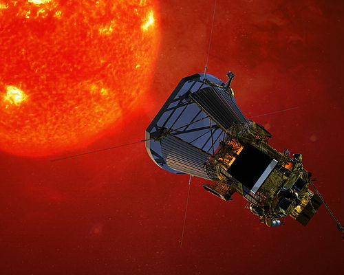 Tinuku NASA Solar Probe Plus investigate solar atmosphere
