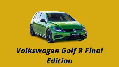Volkswagen Golf R Final Edition Review