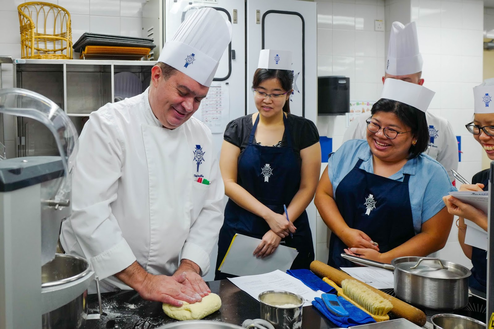 a day in a le cordon bleu malaysia workshop