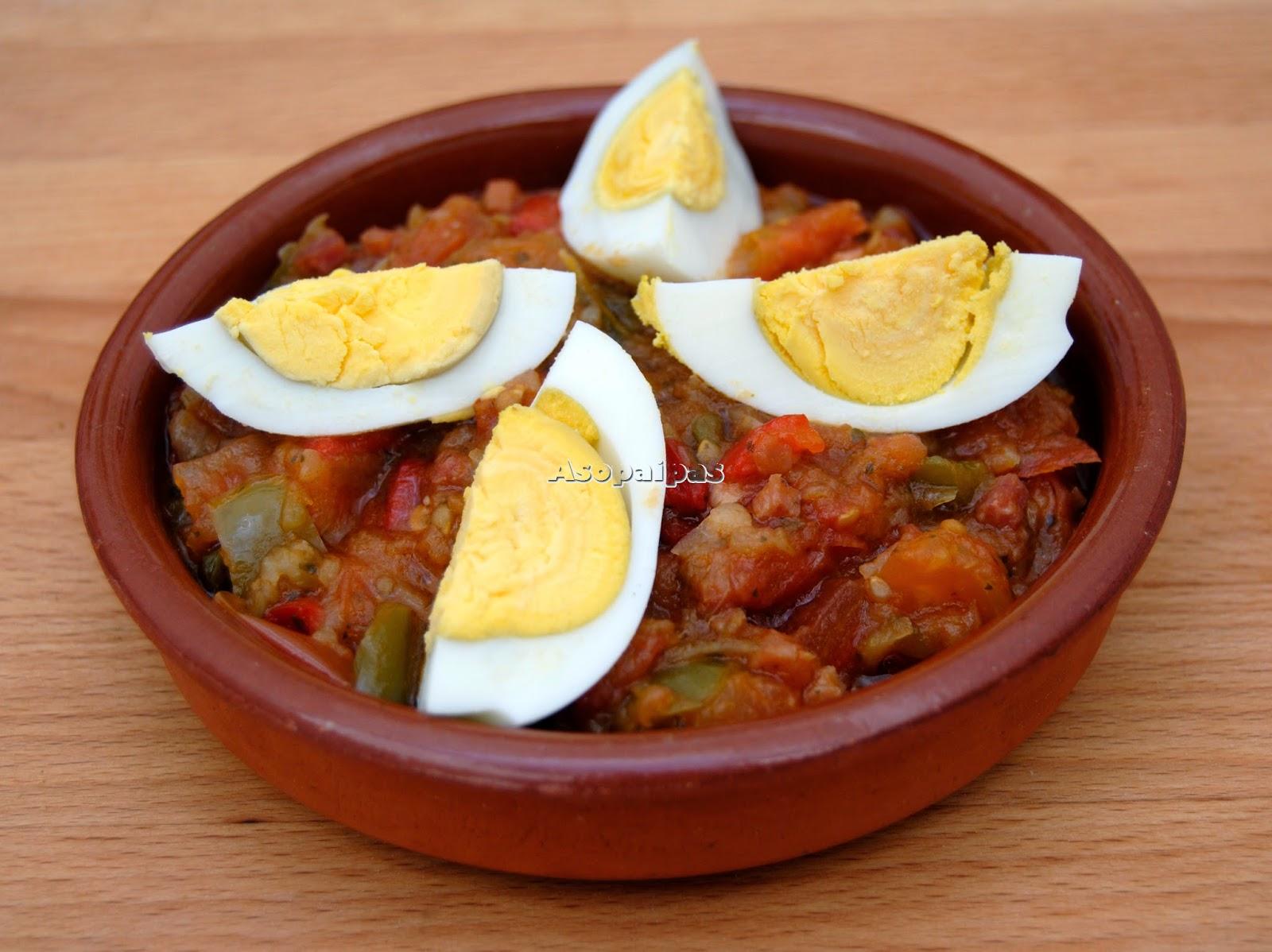 Pisto a la Asturiana
