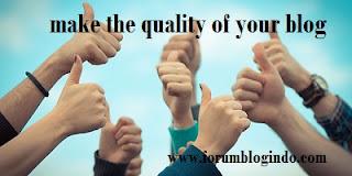 Cara Membuat Blog Bekualitas SEO Ala SL Blogger
