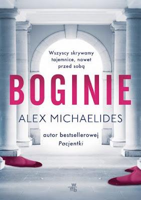 """""""Boginie"""" Alex Michaelides"""