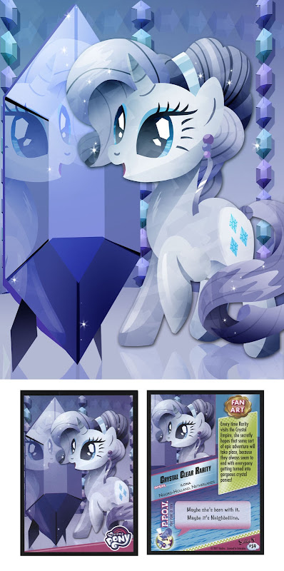Crystal Clear Rarity