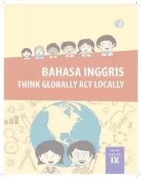 Buku Bahasa Inggris Siswa Kelas 9 k13