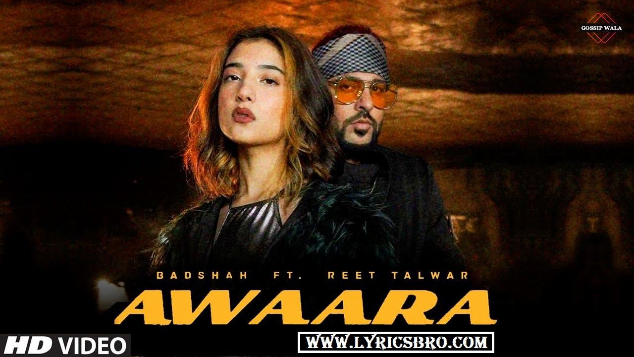 awaara-song-lyrics-in-hindi-badshah
