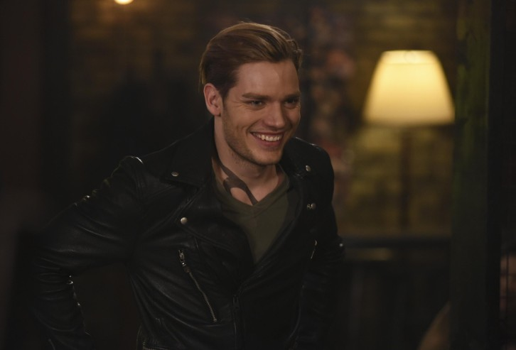Performers Of The Month - August Winner: Outstanding Actor - Dominic Sherwood