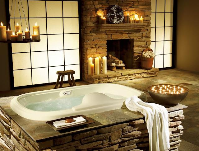 Υπέροχα μπάνια