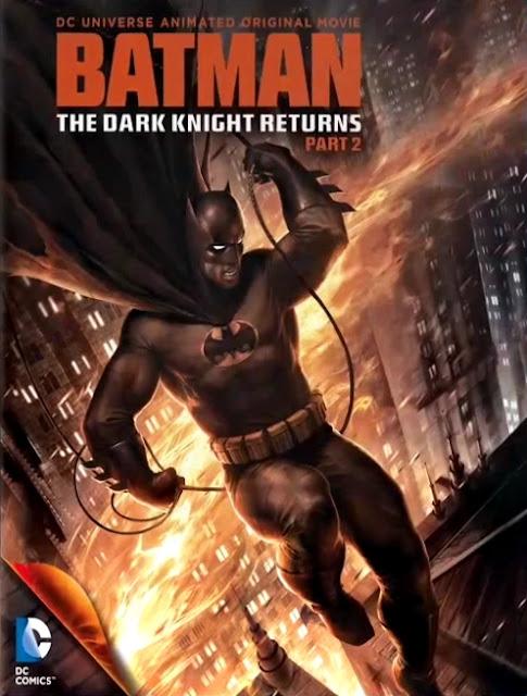 Batman : The Dark Knight Returns Part 2 (2012) แบทแมน ศึกอัศวินคืนรัง