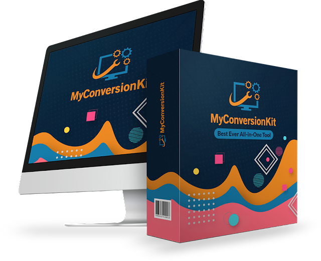 My conversion kit Review |  Is Every Online Business Needs This?