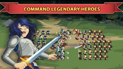 KNIGHTS AND GLORY (MOD, UNLIMITED MONEY) APK DOWNLOAD