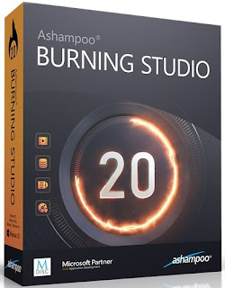 Ashampoo Burning Studio 20 License Key Crack