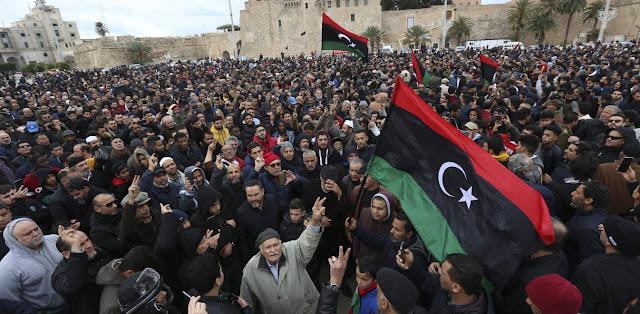 ΟΗΕ: Παραβιάζεται συνεχώς το εμπάργκο όπλων στη Λιβύη