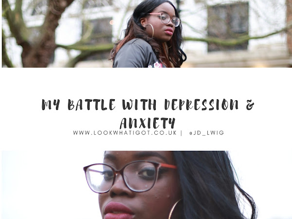 LIFESTYLE | IT'S OK TO FEEL BROKEN BUT YOU WILL HEAL.. MY BATTLE WITH DEPRESSION AND ANXIETY