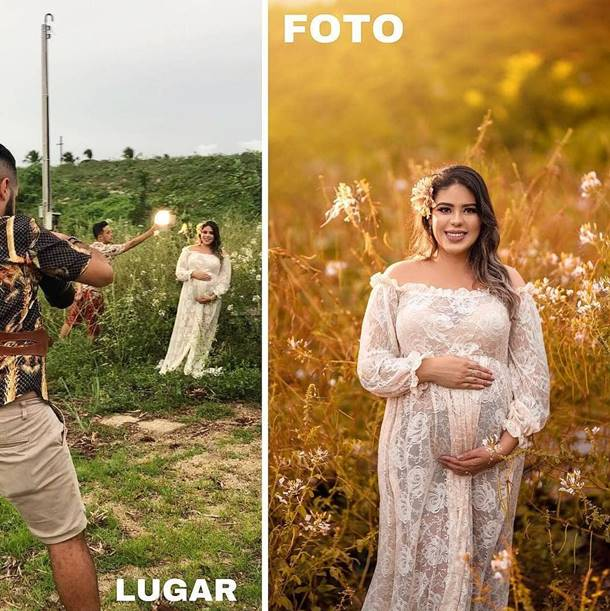 Photographer from Brazil shares offscreen shots showing how perfect photos look in real life