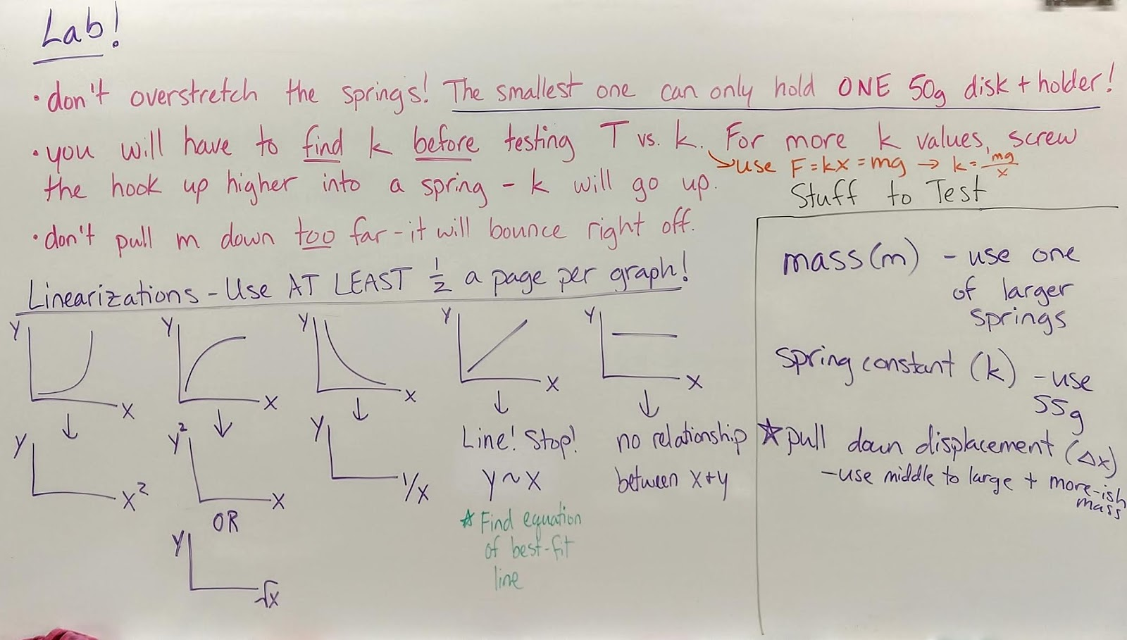 Volkening S Physics Classes