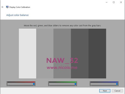 Cara Kalibrasi Warna Layar Monitor di Windows 10