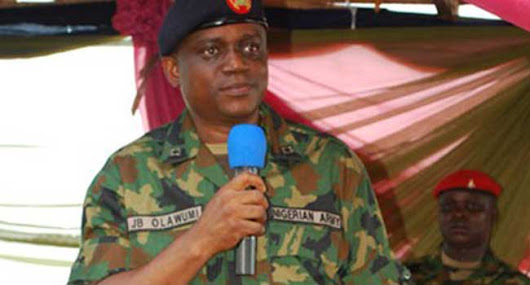 NYSC: DG, Brig Gen Johnson Olawumi Confirms Exit          |                                            Jerry Ukandu's Blog