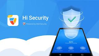 Aplikasi antivirus gratis android Hi Security Lite