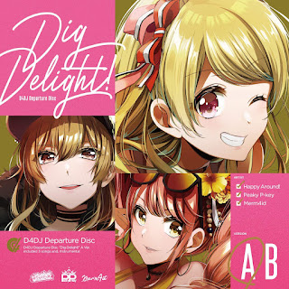D4DJ - Departure Disc Dig Delight! [Single] 2020.01.29 [Jaburanime]