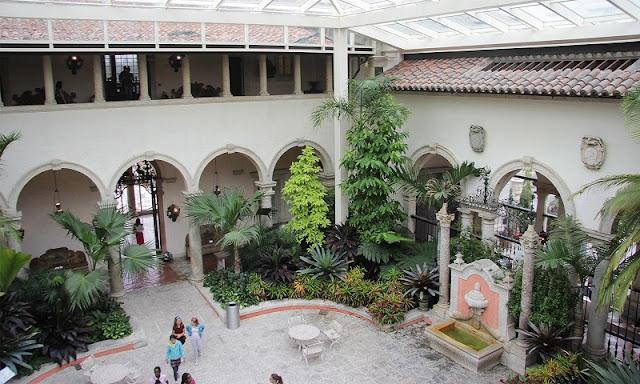 Visita a Villa Viscaya Museum and Gardens em Miami