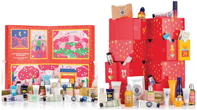 L'Occitane 2019 Advent Calendars
