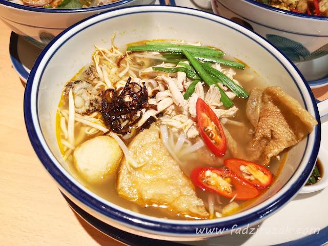 Tempat Makan Di Cyberjaya - Restoran Mangkuk Ayam