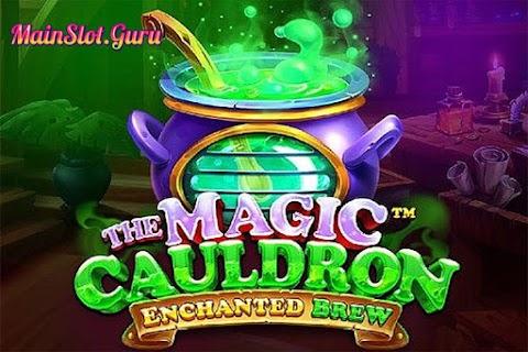 Main Gratis Slot The Magic Cauldron Enchanted Brew (Pragmatic Play) | 96.44% RTP