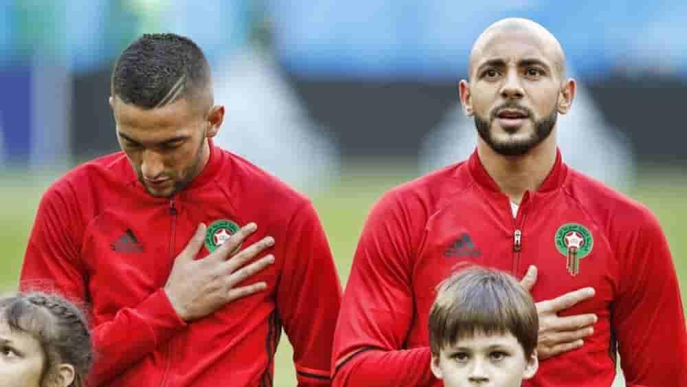ثلاث لاعبين مغاربة ينضمون الى حملة امرابط