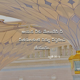 bible quotes in telugu free download