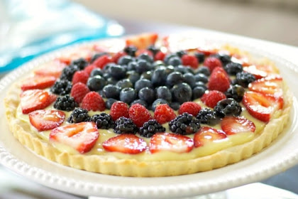 FRESH BERRY TART RECIPES