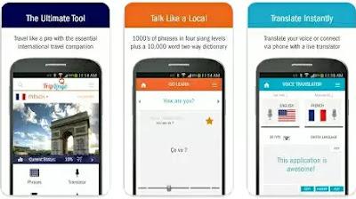 Aplikasi Terjemah - TripLingo