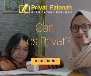 Jasa Les Privat Fatonah di Kota Serang
