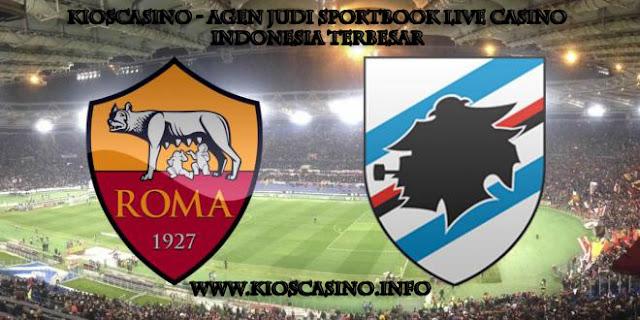 Prediksi Serie A Roma vs Sampdoria 29 Januari 2018