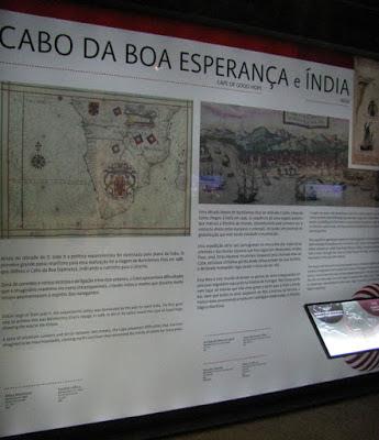 banner explicativo sobre Cabo da Boa Esperança