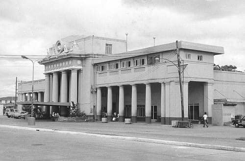 Paco Train Station — in Paco, Manila.