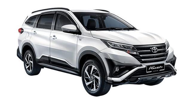 5 Fakta Spesifikasi Toyota Rush yang Jarang Diketahui Banyak Orang