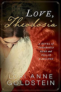 Review: Love, Theodosia by Lori Anne Goldstein