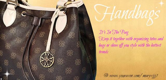 #Shop All Avon Handbags