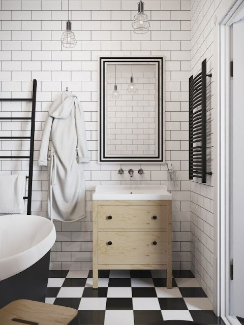 Toilet And Bathroom Tiles Design