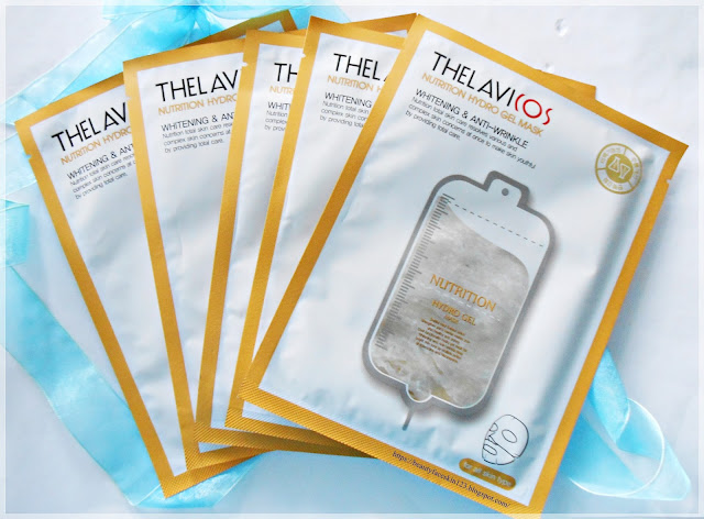 THELAVICOS Nutrition Hydro Gel Mask