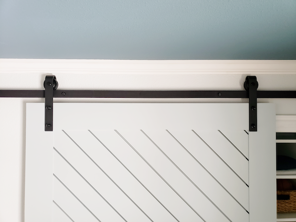 IHeart Organizing DIY Sliding Barn Door Teen Closet