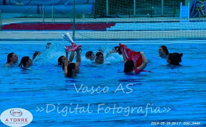 Blogue Benfica Campeão Nacional de Polo Aquático Feminino