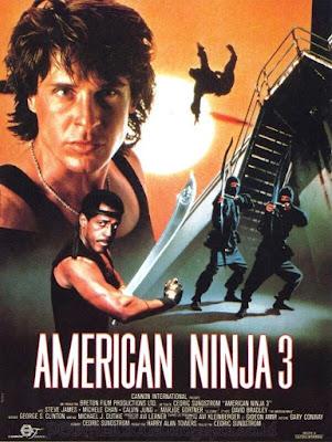 Sinopsis film American Ninja 3: Blood Hunt (1989)