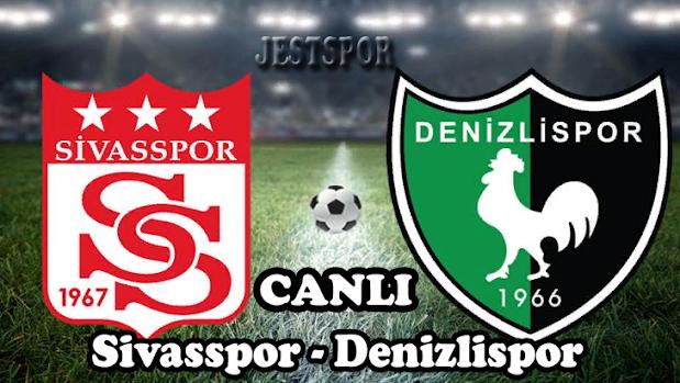 Sivasspor - Denizlispor Jestspor izle