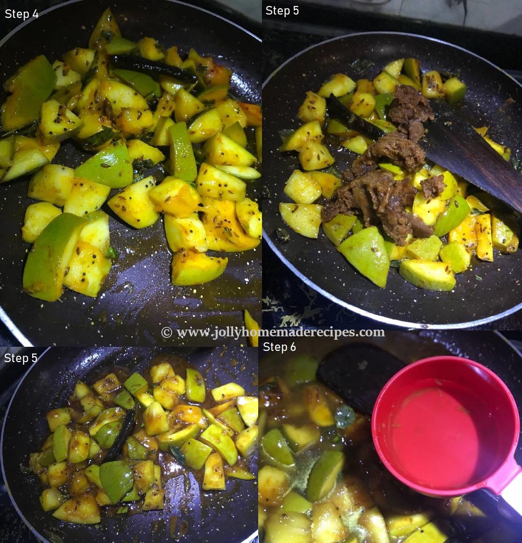 preparation of amba khatta